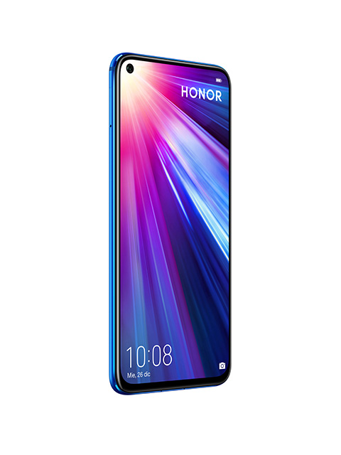 Honor View 20 diseño
