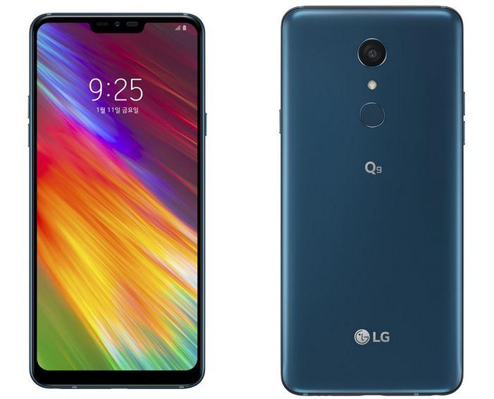 Lg Q9 Diseño