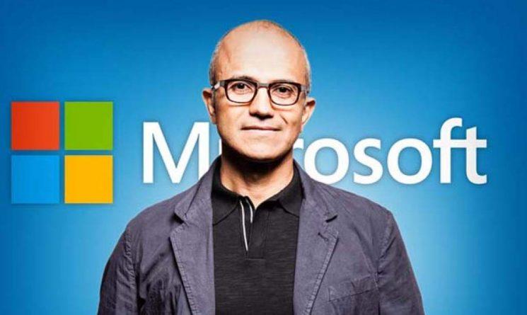 Satya Microsoft