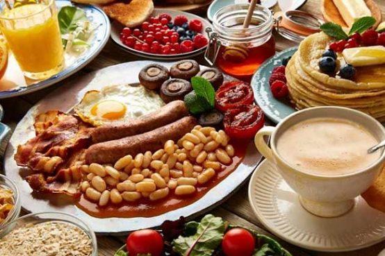 imágenes de comida irreal con AI