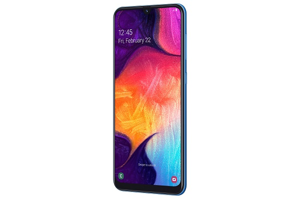 Nuevo Galaxy A50 de la serie Galaxy A