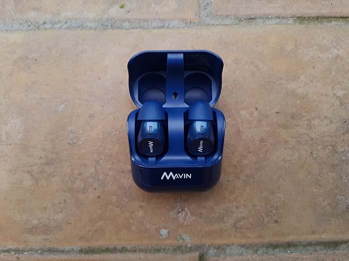 mavin air-x en caja