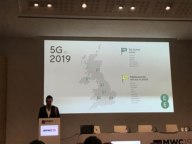 Qualcomm 5G victory calls UK