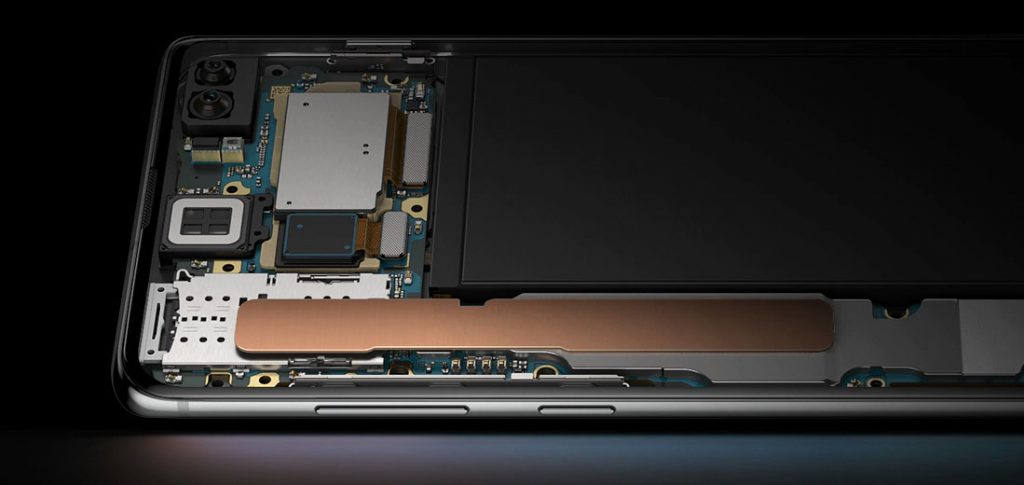 rendimiento Samsung Galaxy S10