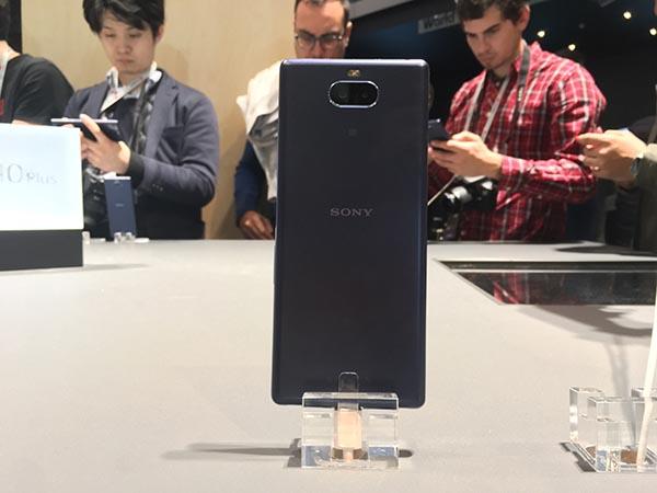 Sony Xperia 10 cámara