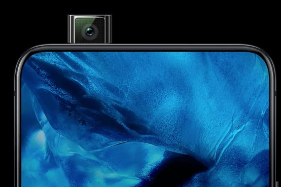 vivo cámara retráctil