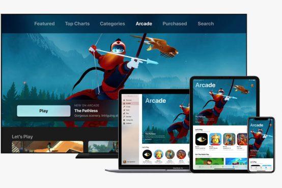 Apple Arcade presentado keynote 2019