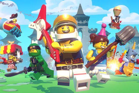 Apple Arcade Lego Brawl