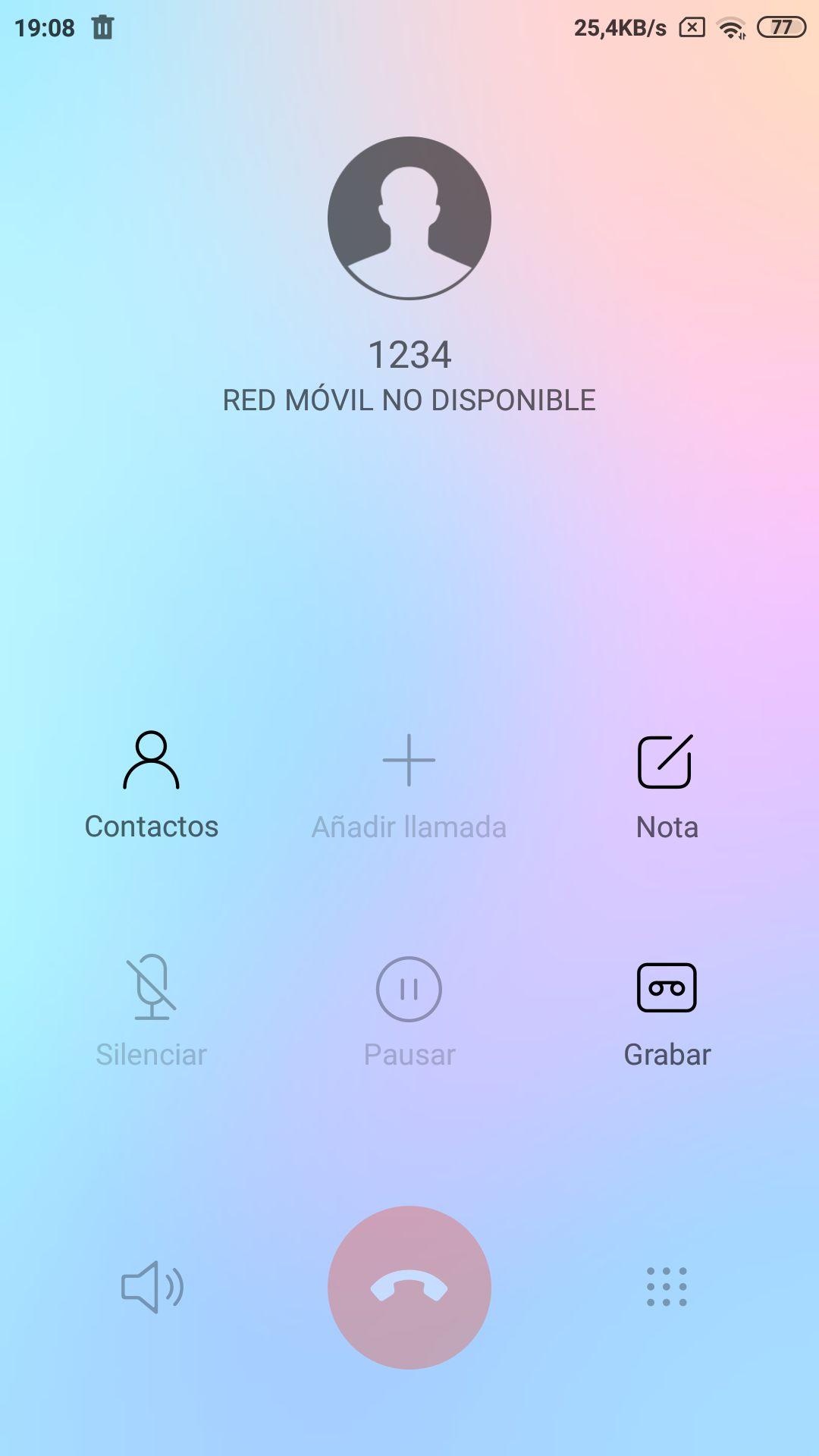Grabar llamadas en Xiaomi Redmi (1)