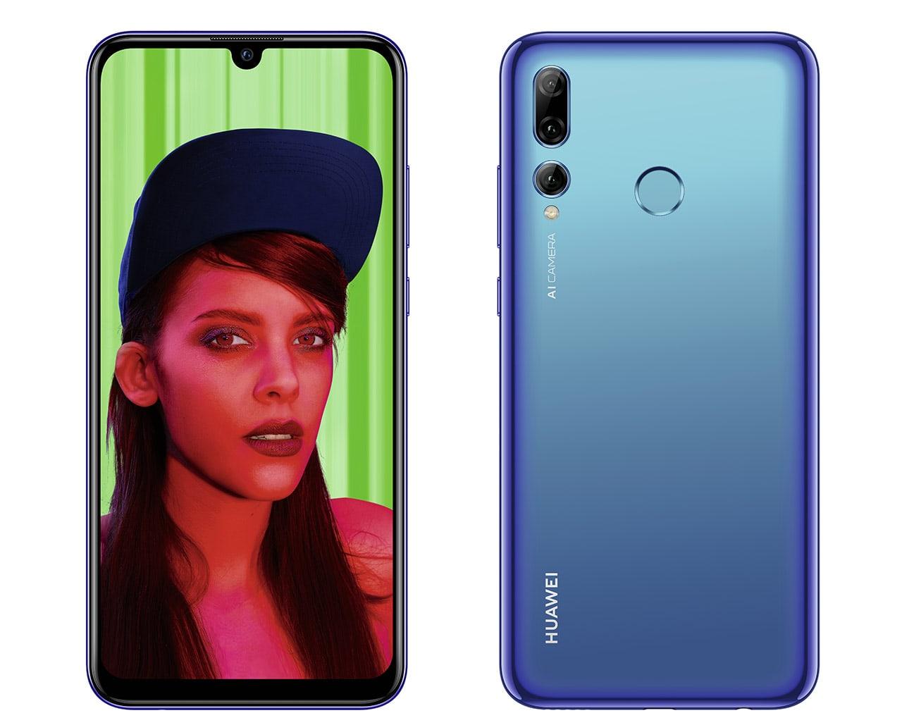 Huawei P Smart+ cámara frontal