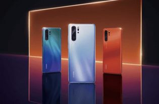 Huawei P30 imagenes comerciales