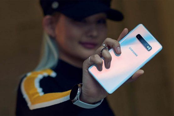 activar modo ahorro Samsung Galaxy S10