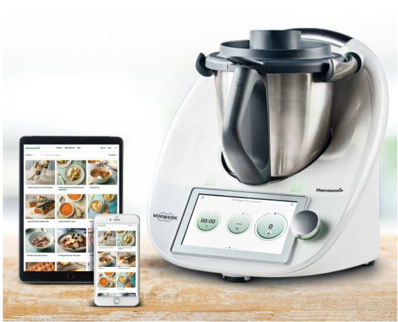 Vorwerk Thermomix TM6 Wifi Apple nueva