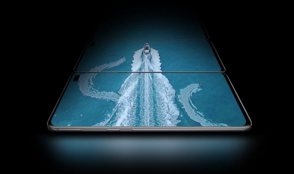 Pantalla Samsung Galaxy S10