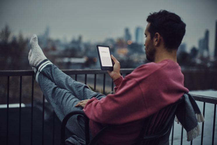 Amazon Kindle estilo de vida