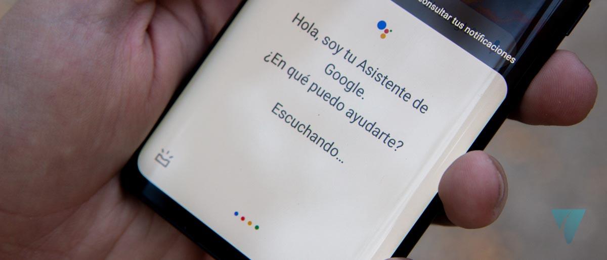 botón rápido google assistant p30 pro