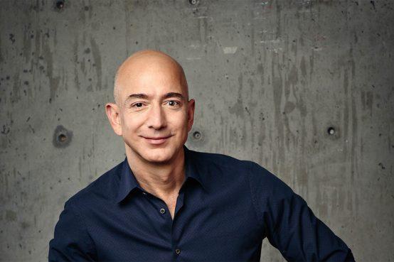 Jeff Bezos Arabia Saudí