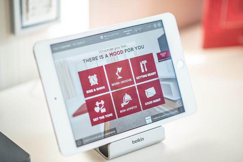 Mood Room TM - Tablet