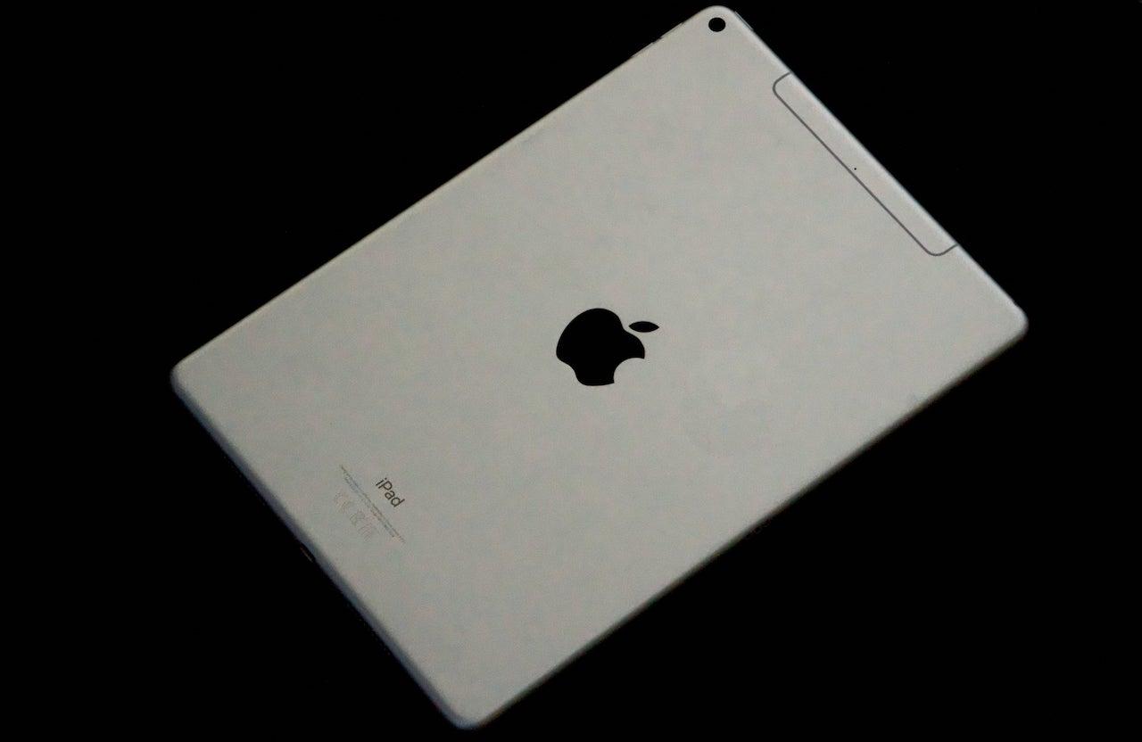 iPad Air 2019 trasera