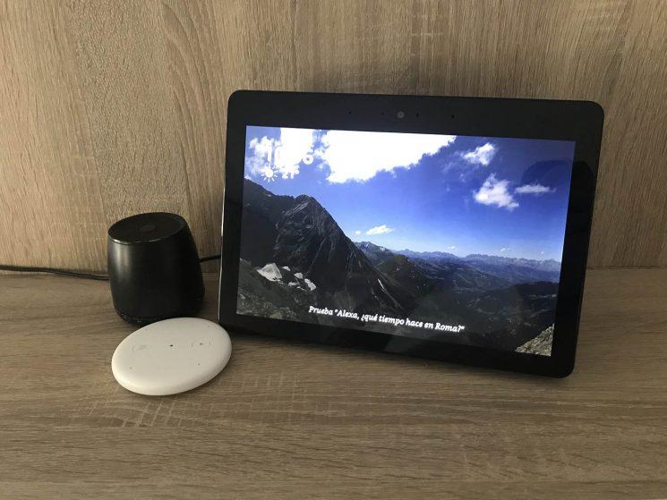 Amazon Echo Show y Input review