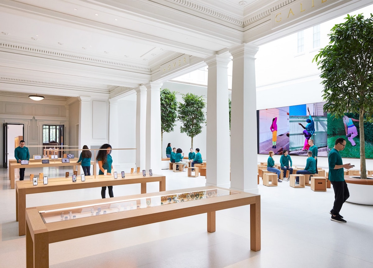 Forum Apple Carnegie Library