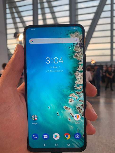 Asus Zenfone 6 pantalla