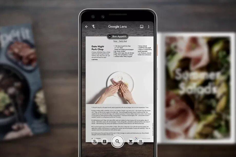 Google Lens actualizacion Google IO 2019