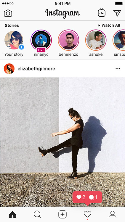 Instagram quitar número likes