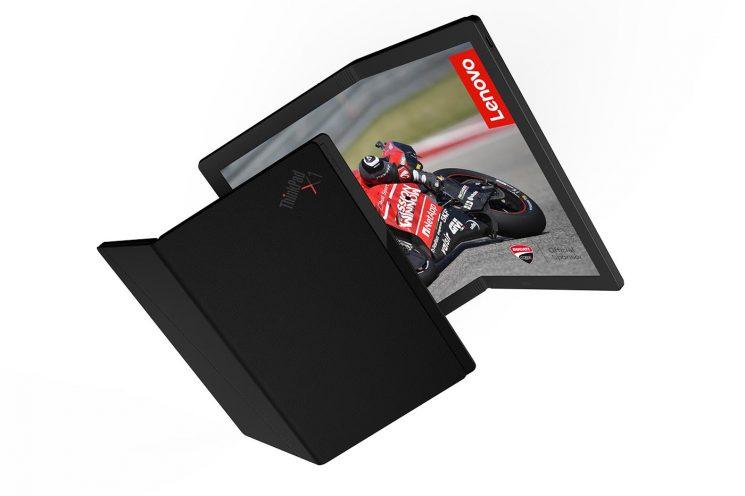 Lenovo ThinkPad X1 ordenador portátil plegable