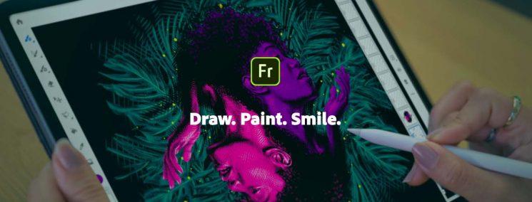 Adobe Fresco iPad