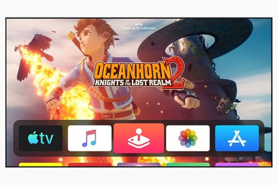 Apple Tv OS WWDC19 juegos