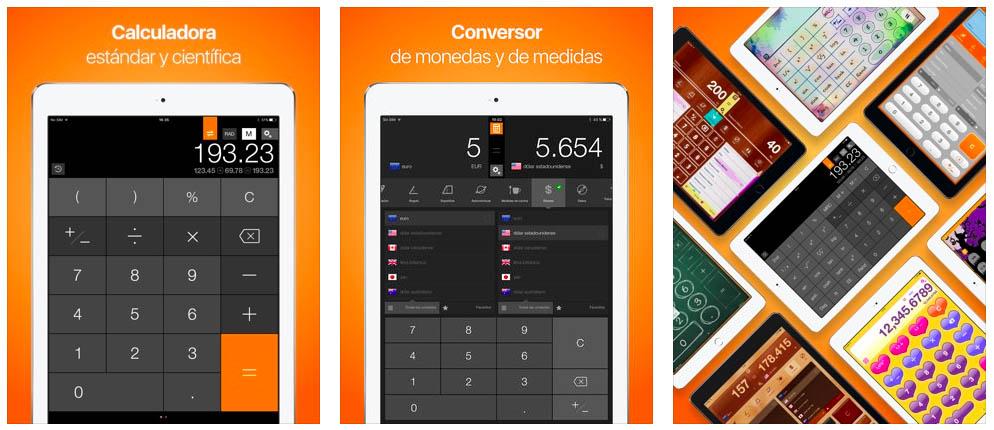 CalConvert- Calculadora CE