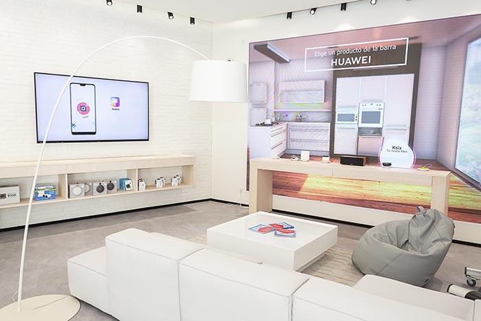 Espacio Huawei en Mardrid
