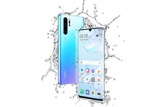 Huawei P30 resistente agua