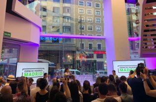 Espacio Huawei Madrid