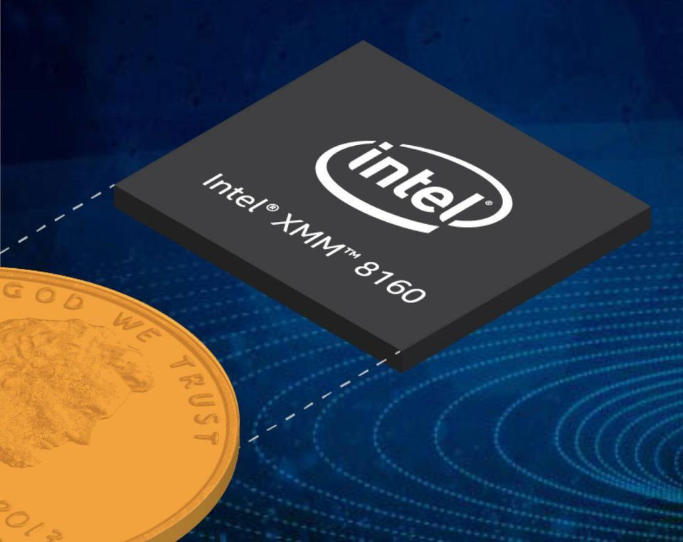 Chip intel adquisición apple