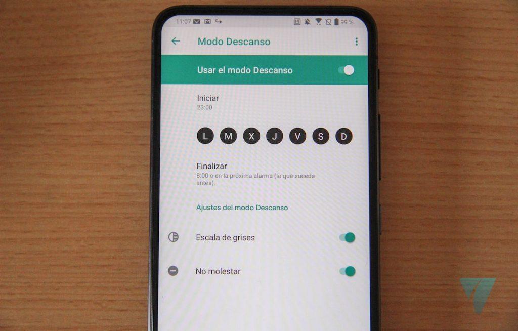 Modo descanso android zenfone 6