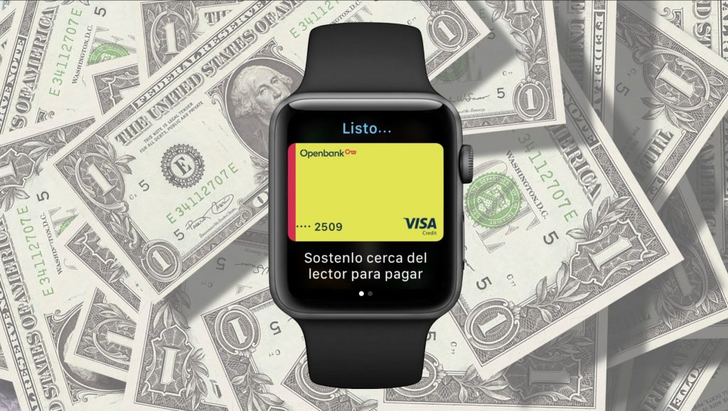 Apple Watch VISA Apple Pay Openbank España
