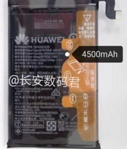Huawei Mate 30 Pro Batería