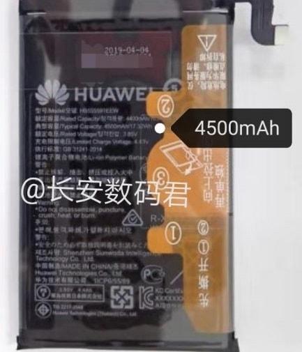 Bateria-4500-Huawei-Mate-30