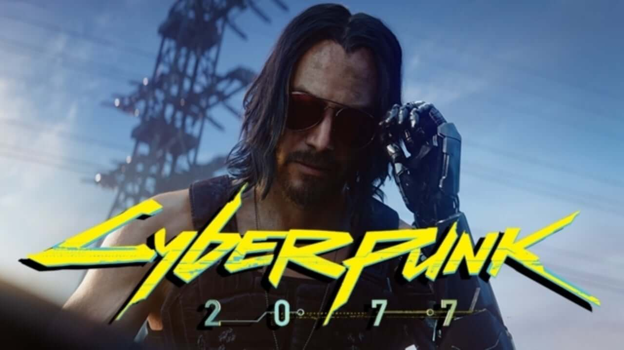 Videojuego Cyberpunk 2077