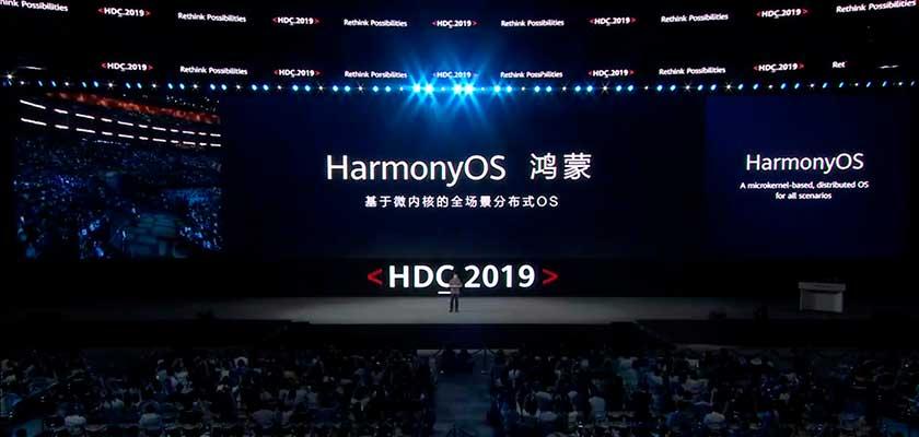 Presentación HarmonyOS