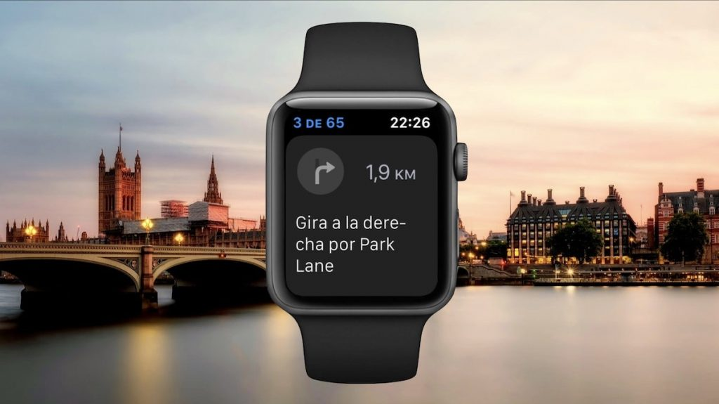 Apple Maps Apple Watch