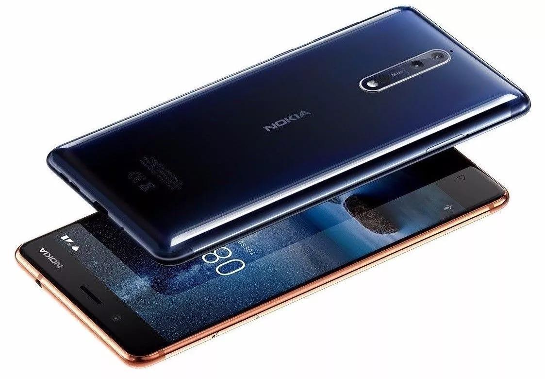 Nokia 8 recibirá actualizaciones de seguridad