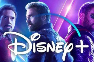 Avengers: Endgame disponible en Disney Plus