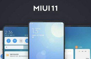 actualización de MIUI 11