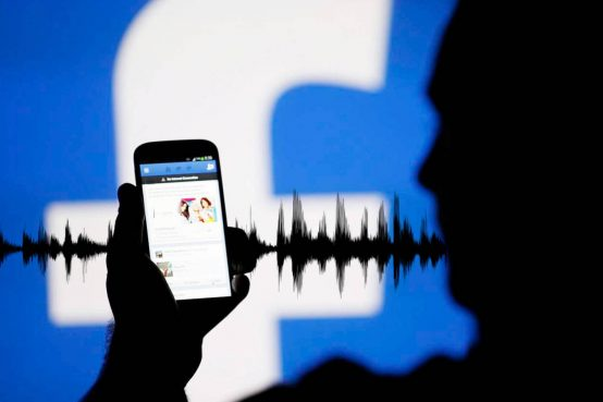 Facebook audios
