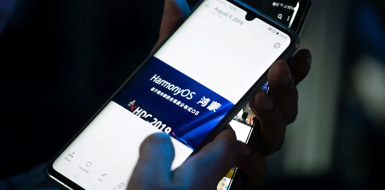 Huawei mate 30 posiblemente será lanzado con Harmonyos.