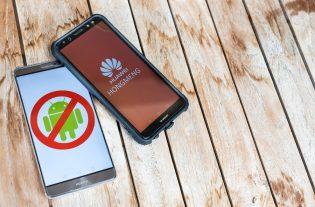 Google removio licencia para usar Android a Huawei.