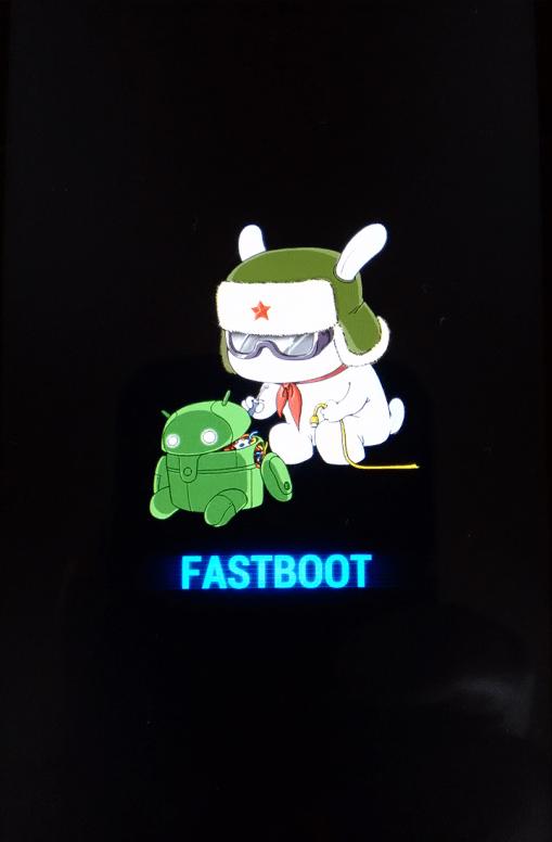Fastboot Xiaomi Mi 9T